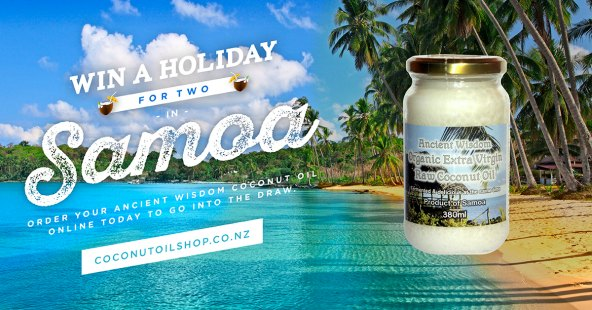 Win A Holiday For Two To Samoa
