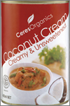 Coconut Cream 400 g (Ceres)