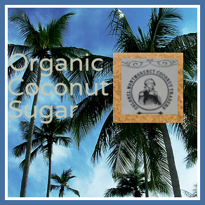 Coconut Sugar Organic