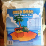 Gold Dust Raw Coconut Flour 1kg