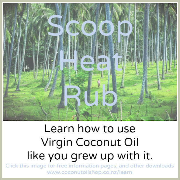 Start Here Coconut Oil Learn More