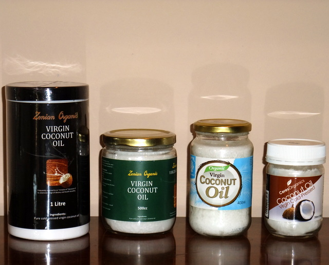 Coconut Oil in New Zealand - our coconut oil lineup