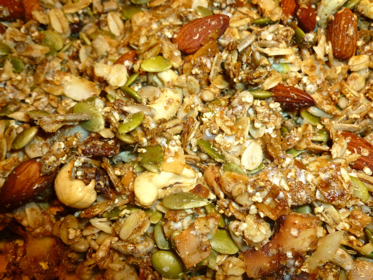 Jen Herd Weight Loss Muesli