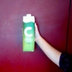 C Coconut Water Single 1 Litre Organic Fresh Young - King Coconut