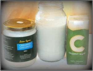 Bulk Coconut Cream without additives is as scarce as hen's teeth!