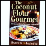 The Coconut Flour Gourmet Book | CoconutOilShop.co.nz