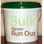 4L Pail Never Run Out