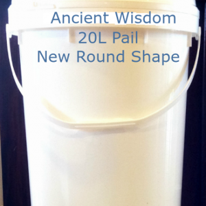 Ancient Wisdom 20 Litre Pail