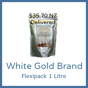 1L Flexipack White Gold