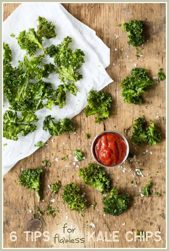 Kale with Coconut Oil   6 Tips for Flawless Kale Chips with Coconut Oil