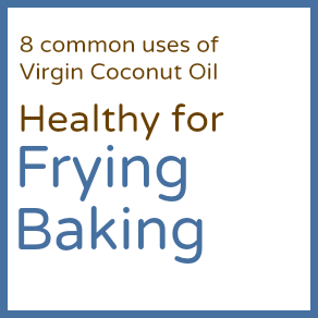 Coconut Oil Shop | 8 Common Uses - Eating Cooking