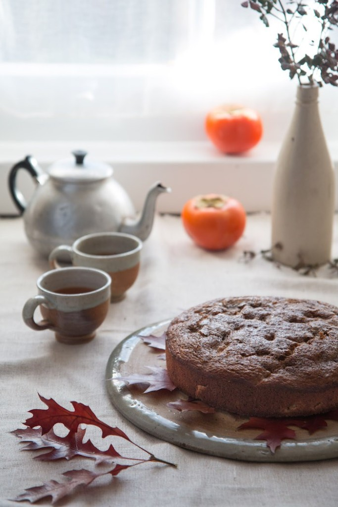 How To Make Persimmon Cake