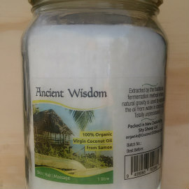 Ancient Wisdom Skin Glass 500ml
